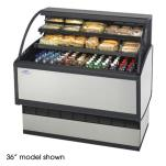 "Federal - LPRSS6 - 72"" Low Profile Refrigerated Merchandiser image"