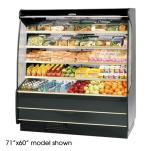 "Federal - RSSM-678SC - 71"" x 78"" High Profile Refrigerated Merchandiser image"