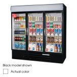 "Beverage Air - MMR72-1-W - 75"" MarketMax™ Refrigerated Merchandiser image"