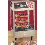 Nemco - 6451-2 - Pass Through Three Tier Pizza Merchandiser image
