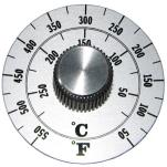 Lincoln - 369522 - 50° - 550° Thermostat Dial image