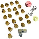 Frymaster - 8260964 - Natural Gas to LP Conversion Kit image