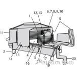Nemco Easy Tomato Slicer™ Parts image