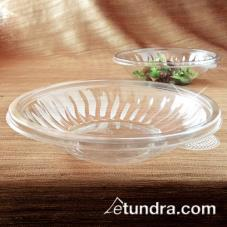 24 oz Clear Shallow PET Bowl