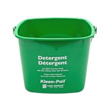 8 qt Kleen-Pail® Green Soap Bucket
