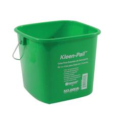 3 qt Kleen-Pail® Green Cleaning Bucket