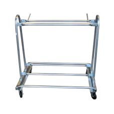 Portamat Transporter and Wash Rack