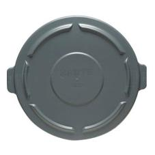 32 gal Gray Brute® Round Trash Can Lid
