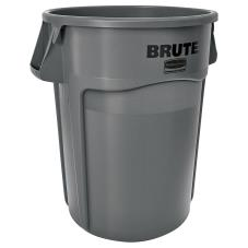 44 gal Gray BRUTE® Trash Can