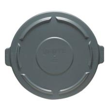 44 gal BRUTE® Gray Trash Can Lid