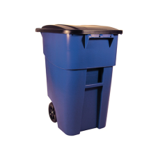 50 gal Blue BRUTE® Rollout Container