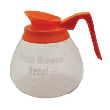 64 oz Orange Decanter