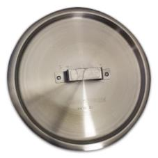20 qt Aluminum Blanching Pot Lid