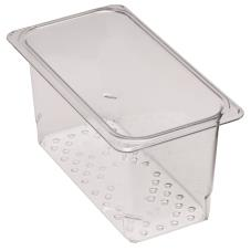 1/3 Size 5 in Deep Camwear® Colander Food Pan