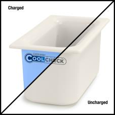 1/3 Size Coldmaster® CoolCheck Food Pan