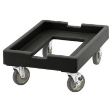 18 in X 26 in Black Camdolly® Dough Box Dolly