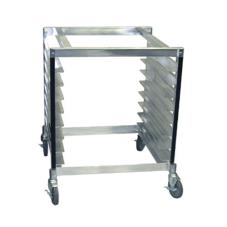 Full Size Heavy Duty Oven Stand with Wheels