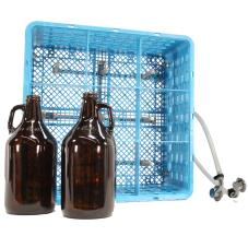 9 Compartment Growler Dish Rack