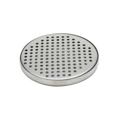 5 1/2 in Round Stainless Steel Drip Tray