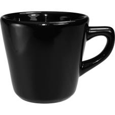7 Oz Cancun™ Black Tall Teacup