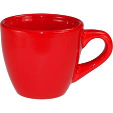 3 1/2 Oz Cancun™ Crimson Red A.D Teacup
