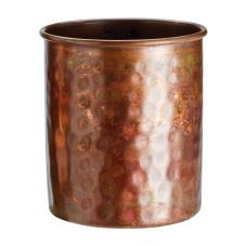 14 oz Antique Hammered Copper Cup
