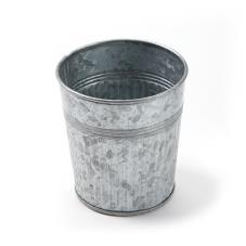 24 oz Galvanized Fry Cup