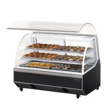 59 in Non-Refrigerated Bakery Display Case