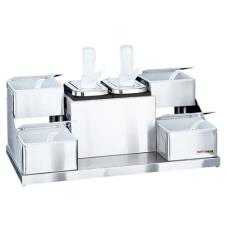 4 qt Self-Service Condiment Center