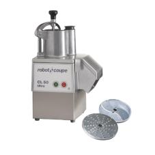 1.5 HP Commercial Food Processor w/ Continuous Feed