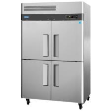 M3 Series (4) 1/2 Door Reach-In Freezer