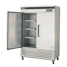 Super Deluxe 2 Door Reach-In Freezer