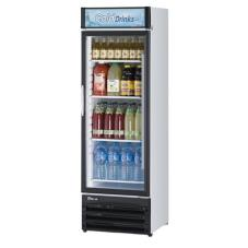 14 cu/ft Refrigerated Merchandiser with 1 Swing Door