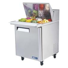 M3 Series Mega Top 1 Door Sandwich Prep Table