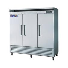Super Deluxe 3 Door Reach-In Refrigerator