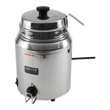 Heated Hot Topping Server w/ Ladle