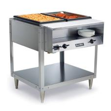 Servewell® 208/240 Volt 2 Well Hot Food Table
