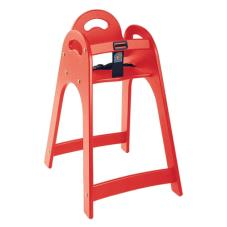 Red Designer High Chair