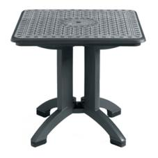 Charcoal 32 in Toledo Square Table - 2 Pack