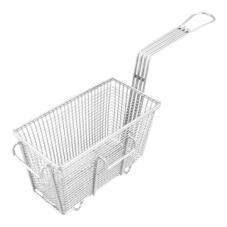 "Fryer Basket 4 3/4"" x 9 1/4"" x 5 1/4"""