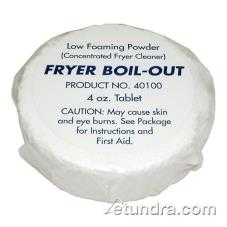 Fryer Boil Out Pucks - 5/Pk