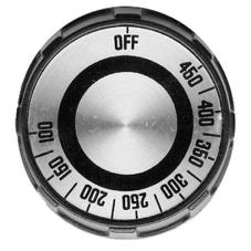 100° - 450° Thermostat Dial