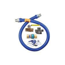 1 in x 36 in Blue Hose™ Deluxe Gas Hose Connector Kit