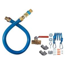 1 1/4 in x 48 in Blue Hose™ Deluxe Gas Hose Connector Kit