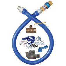 3/4 in x 48 in Blue Hose™ Deluxe Gas Hose Connector Kit