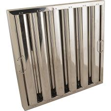 20 in x 20 in Stainless Steel Hood Filter