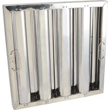 16 in x 16 in Stainless Steel Hood Filter