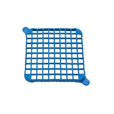 Blue 3/8 in Cleaning Push Block Gasket