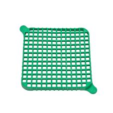 Green 1/2 in Cleaning Push Block Gasket