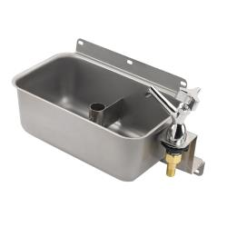 Krowne - 16-153L - Front Mount Dipper Well w/ Faucet image